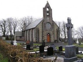Immaculate Conception Church, Monea